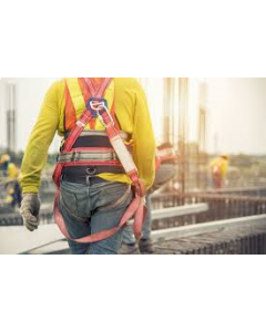 Work at Height and Safety Harness (classroom based course)