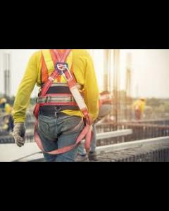 Werken op hoogte en met veiligheidsharnas (klassikale training)