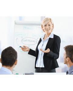 Succesvol presenteren & spreken voor groepen (online cursus en coaching)